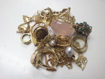 貴金属買取(金 プラチナ 指輪 ネックレス)藤沢市天神町