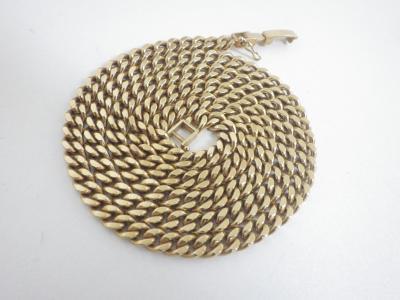 喜平ネックレス買取(メンズネックレス K18 ゴールド 金)藤沢市立石