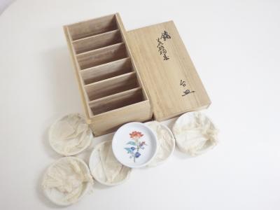 骨董品買取 (柿右衛門 和食器)藤沢市花の木