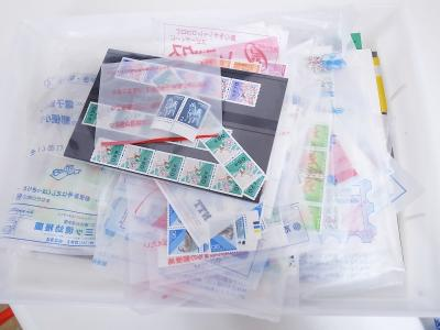 切手買い取り (普通切手 シート バラ 記念切手)藤沢市用田