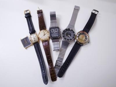 古い時計買取