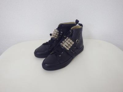 ブランド靴買取 (エルメス ショートブーツ 革靴)藤沢市遠藤