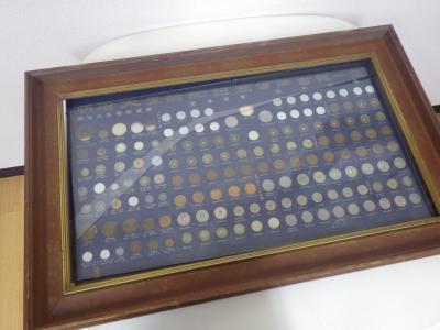 古銭買い取り(額装 コイン コレクション 記念コイン)藤沢市天神町