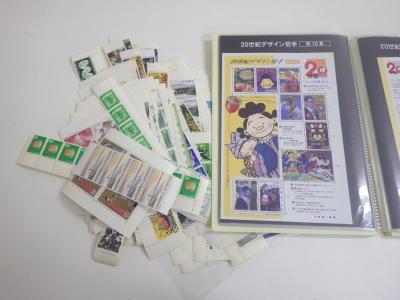 記念切手 買い取り(切手シート 切手バラ)藤沢市石川