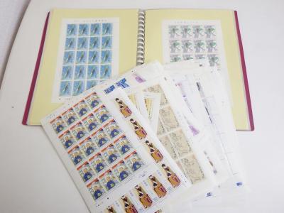 記念切手買取(切手シート 切手バラ)大和市