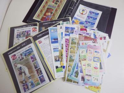 記念切手 買取(切手シート バラ切手 普通切手)大和市