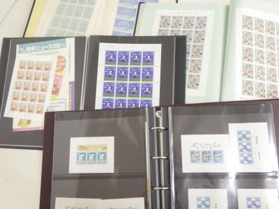 記念切手買取 (シート バラ お年玉シート)藤沢市高倉
