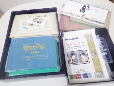 記念切手買取 (切手シート 切手バラ 特殊切手帳)藤沢市下土棚