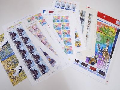 記念切手買い取り (シート バラ シール切手)藤沢市亀井野