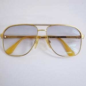 金縁メガネ買取