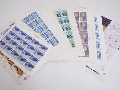 切手シート買取 (記念切手 低額面歓迎 バラ切手)大和市