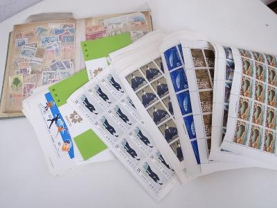 記念切手買取 (シート 小型シート バラ切手)大和市