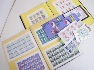 記念切手買い取り (シート バラ 小型シート)藤沢市湘南台