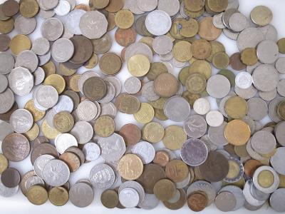 外国コイン買取 (流通銭 古銭 金貨 銀貨 記念コイン)藤沢市長後