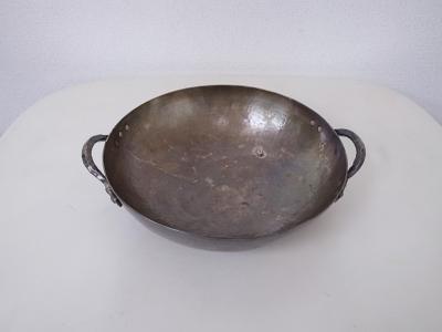 銀製品買取 (中華鍋)