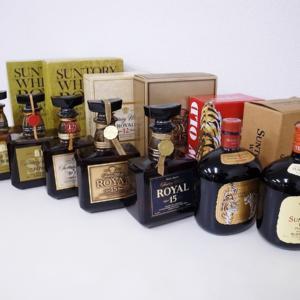 国産ウイスキー買取