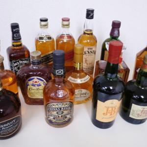 ウイスキー買取