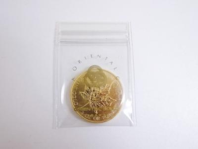 メープル金貨買取