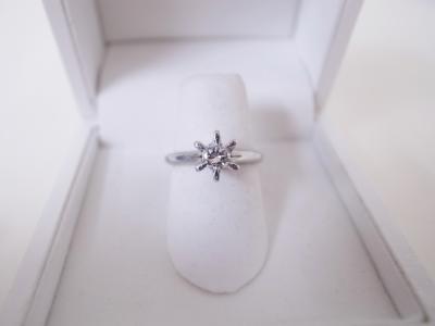 ダイヤモンドリング買取