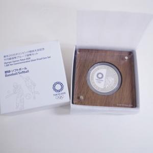 オリンピック記念硬貨買取
