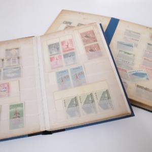 切手収集ブック買取